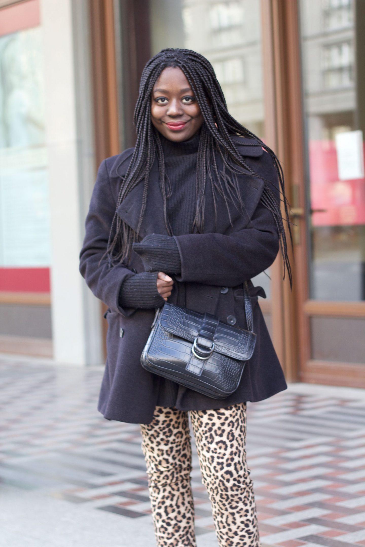 lois opoku leo pants winter streetstyle fashion blog