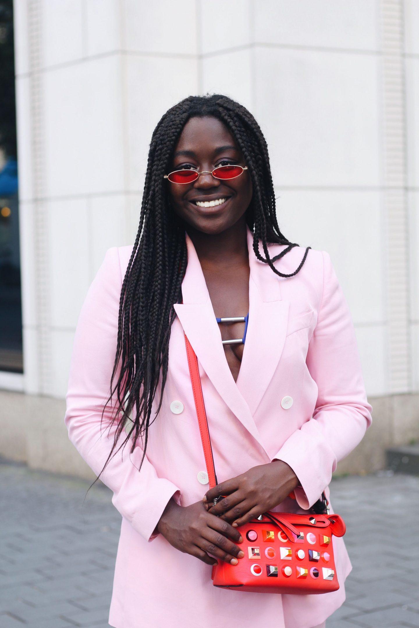 Lois_Opoku_pink_blazer_fendi_by_the_way_bag_fasion_week_street_style_lisforlois_1