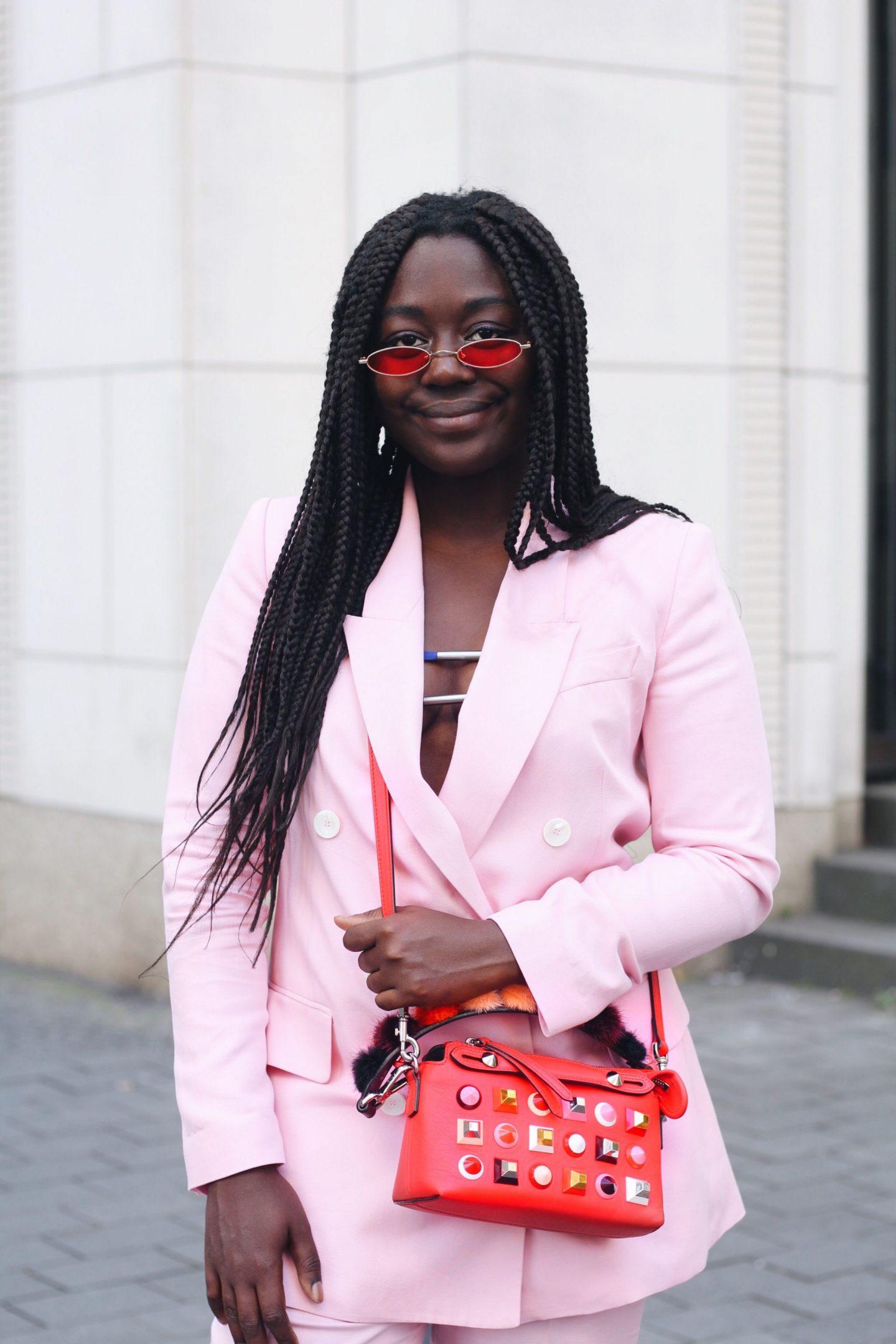 Lois_Opoku_pink_blazer_fendi_by_the_way_bag_fasion_week_street_style_lisforlois_2