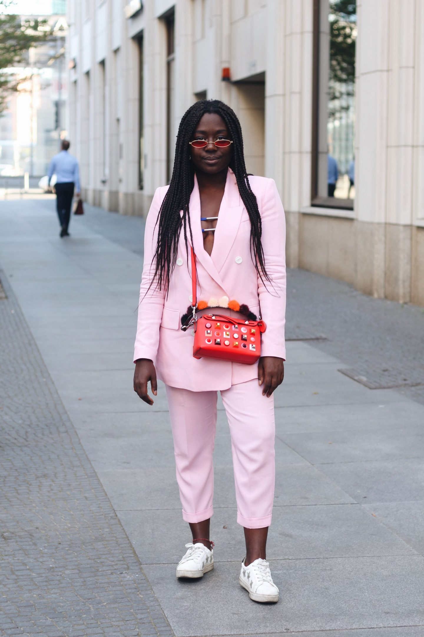 Lois_Opoku_pink_suit_fendi_by_the_way_bag_fasion_week_street_style_lisforlois_1