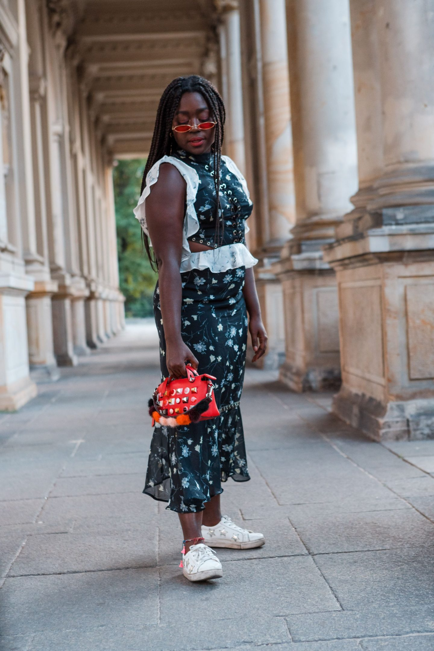 Fashion Week Streetstyle Lois Opoku Fendi By The Way Bag