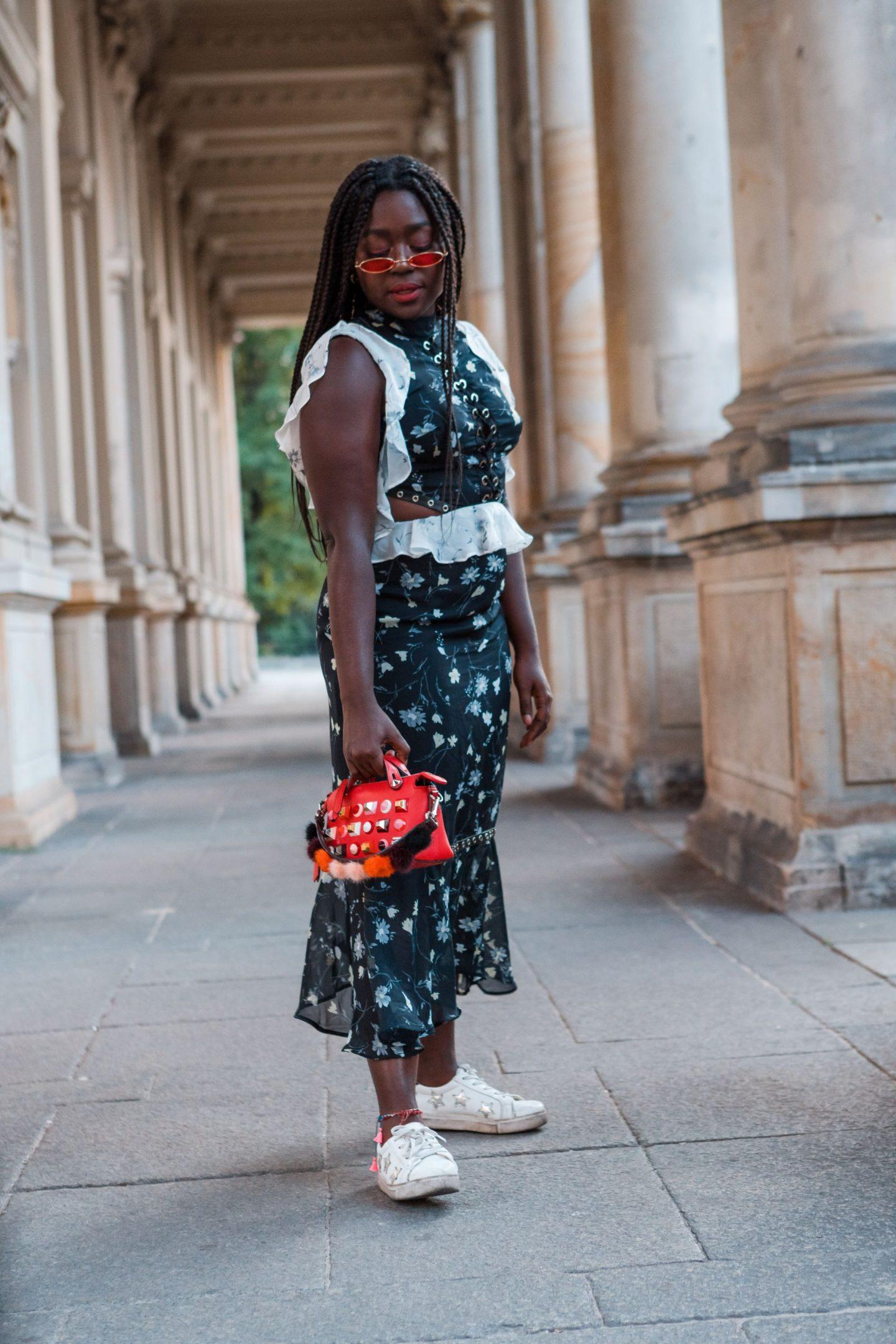 Fashion Week Streetstyle Lois Opoku Fendi By The Way Bag