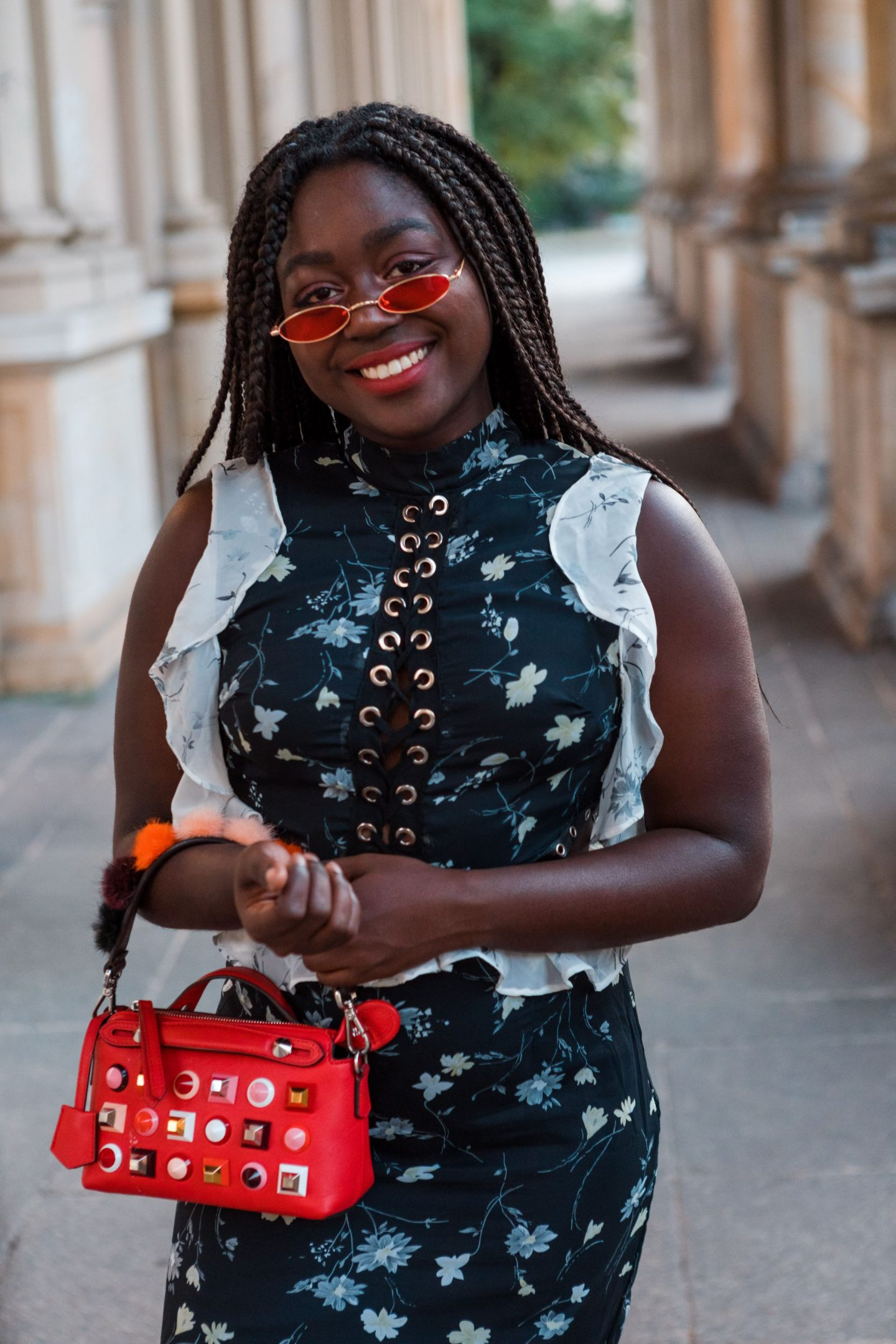 Fendi By The Way Bag Street style Fashion Week Lois Opoku Style Fashion Blogger