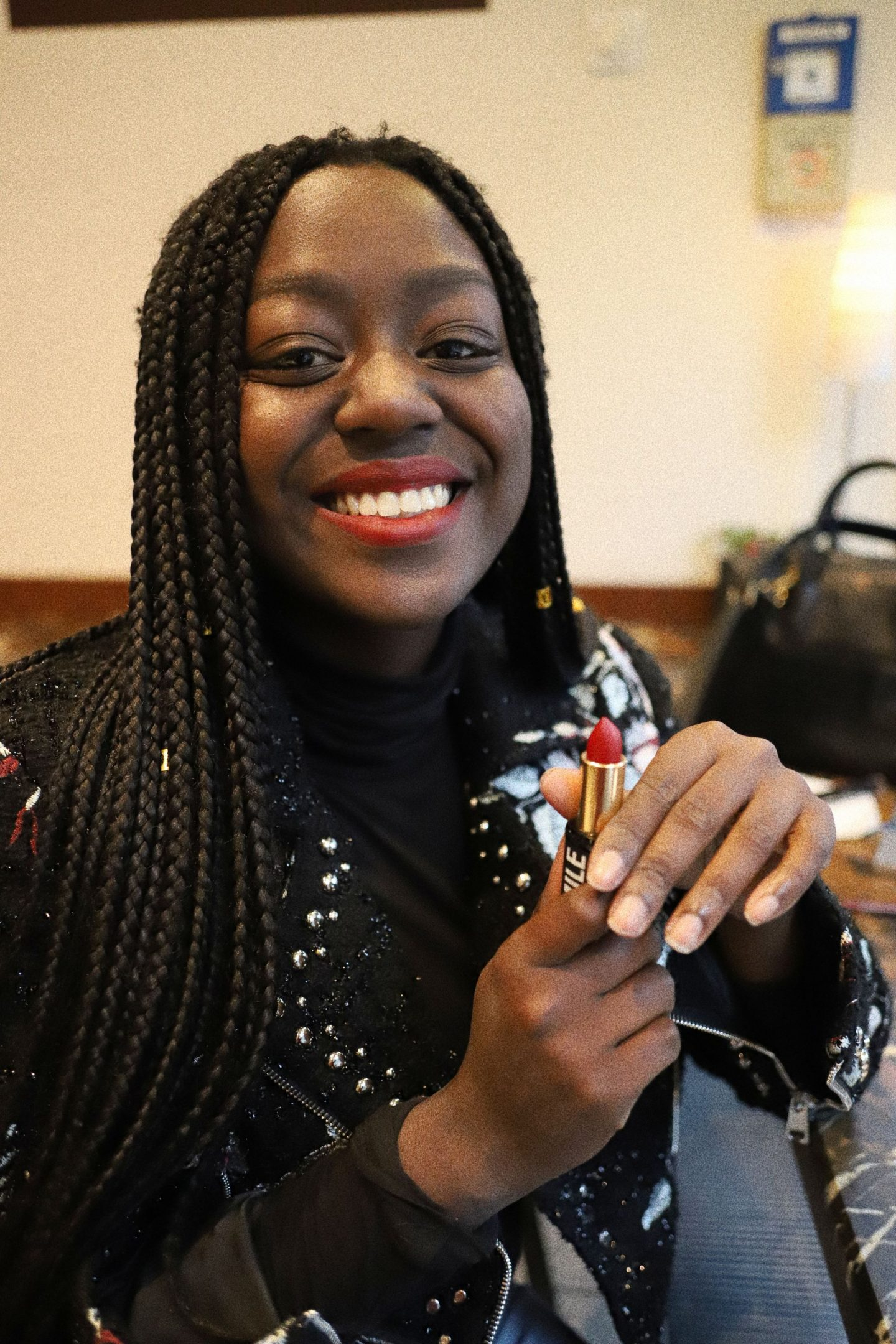 lois opoku isabel marant loreal paris beauty limited edition lisforlois_3