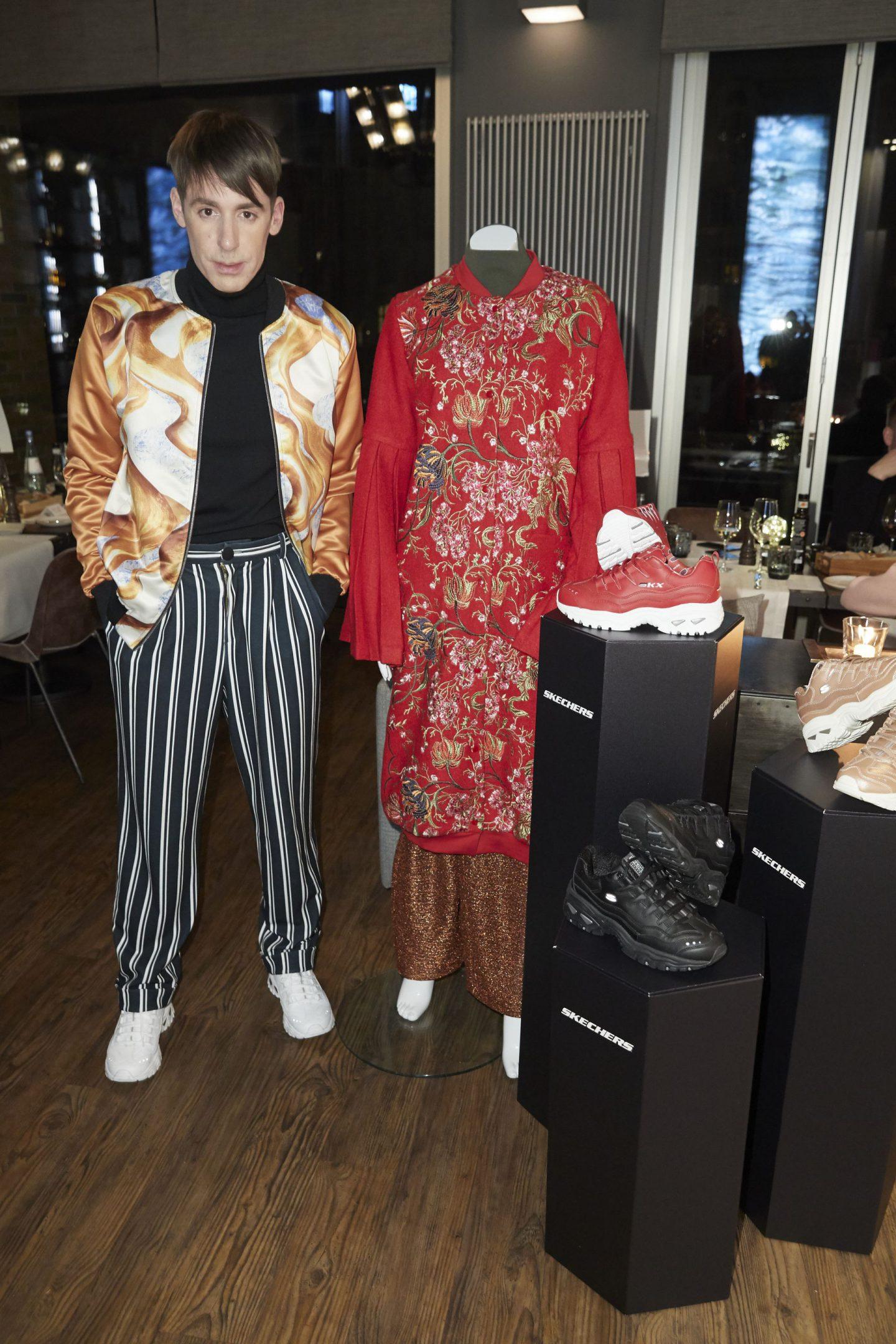 Instyle meets Skechers Kilian Kerner + Outfit 2