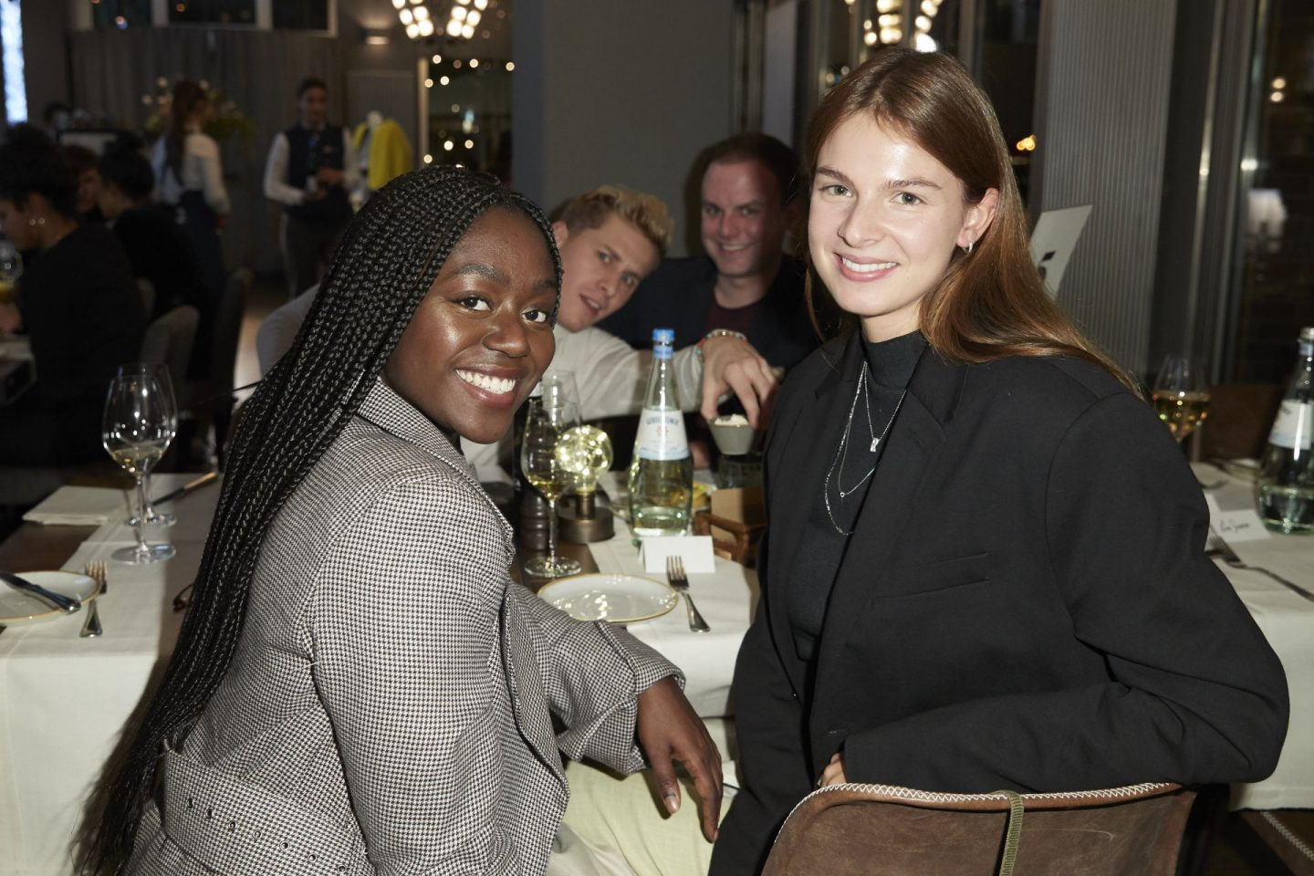Instyle meets Skechers Lois Opoku Jacky whaelse