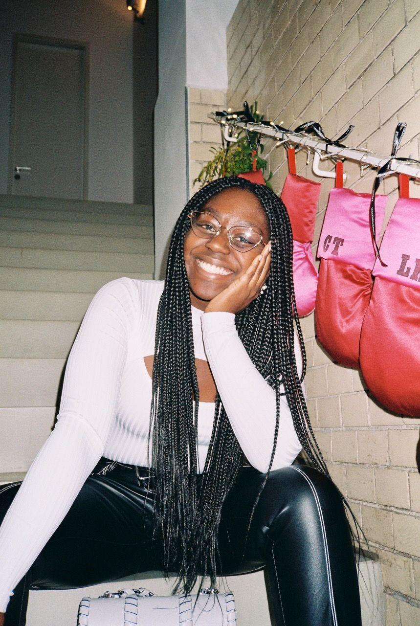 Lois Opoku fashion Blogger vogue eyewear