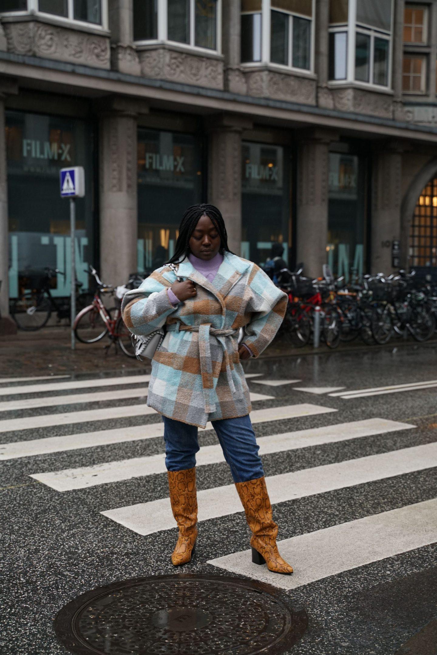 gestuz copenhagen Fashion week style Lois Opoku