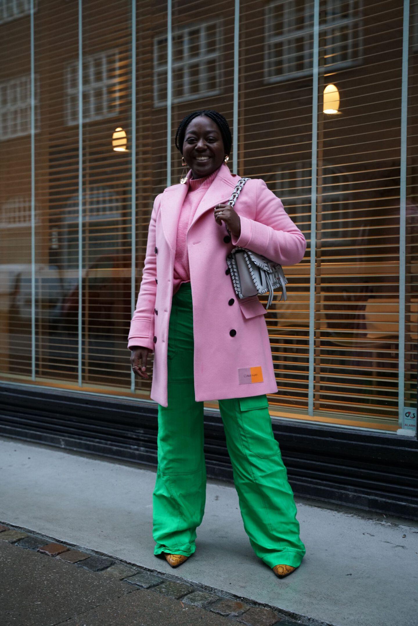 Copenhagen fashion week streetstyle Lois Opoku
